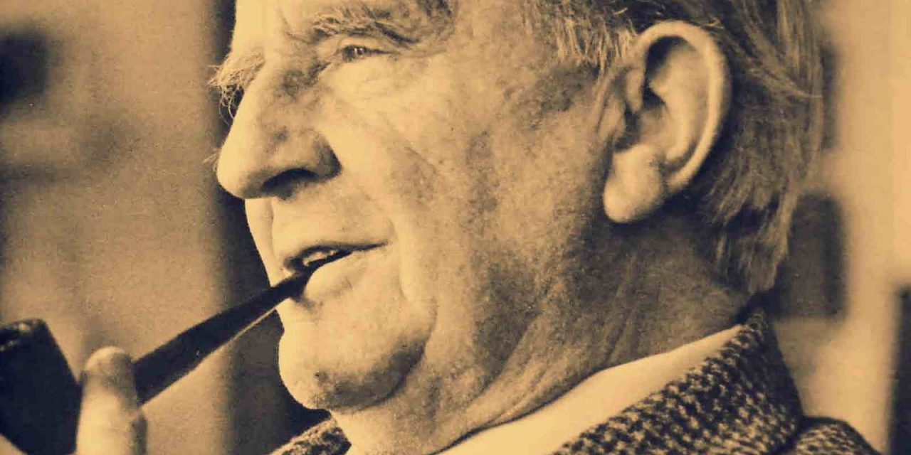 JRR Tolkien Biography Documentary – A Study Of The Maker Of Middle-earth