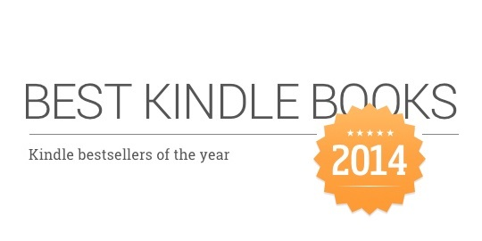 Kindle Books: 10 Best Selling Kindle eBooks of 2014