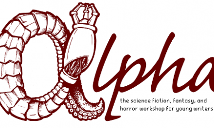 Alpha – The Young Writers Science Fiction, Fantasy and Horror Workshop