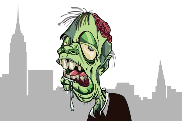 Best Zombie Books For Kids