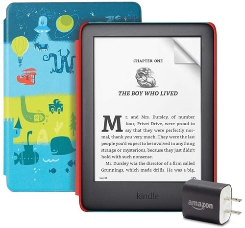 Best Kindles Of 2020 - Amazon Kindle Kids Edition