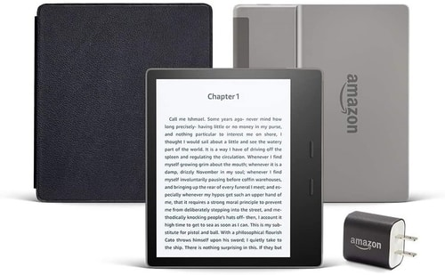 Best Amazon Kindle Comparison - Amazon Kindle Oasis